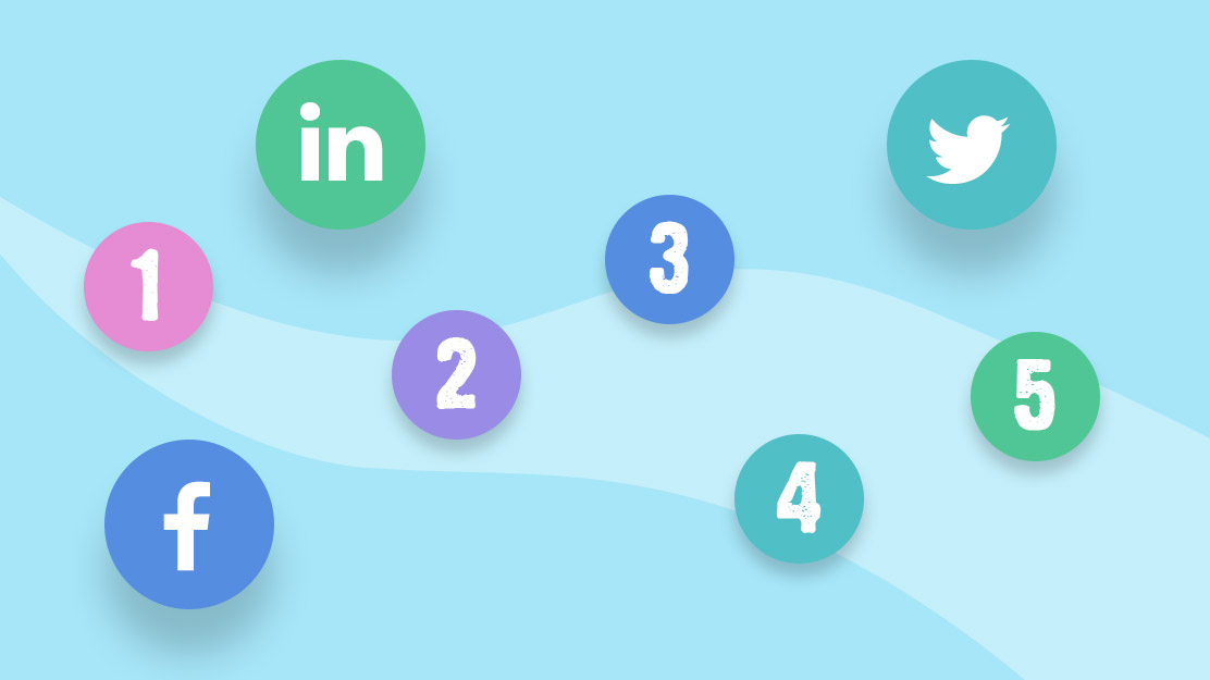 5 Steps to define your social media content plan