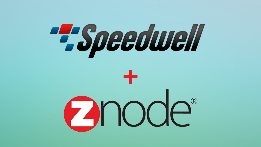 Speedwell and Znode partnership