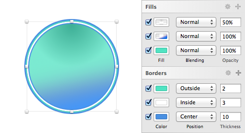 Sketch colour picker
