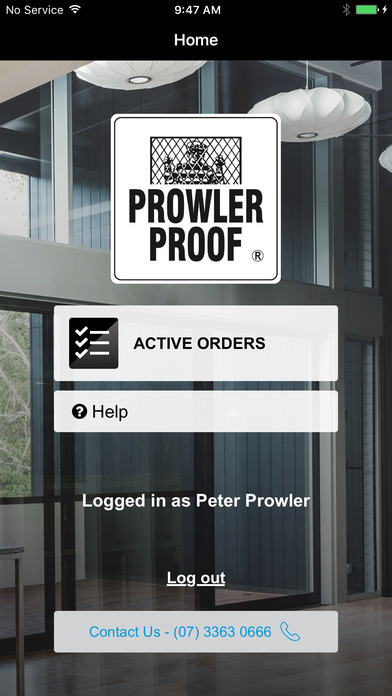 Prowler Proof Home