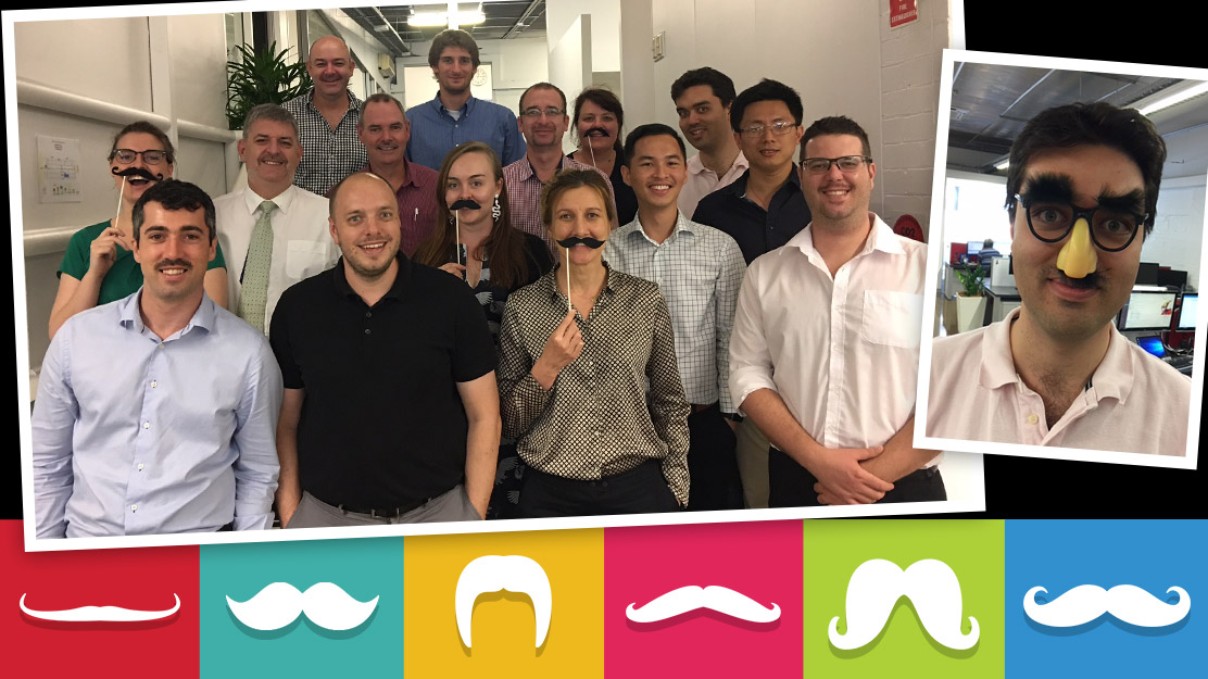Team Speedwell for Movember