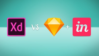 Adobe XD vs Sketch and Invision