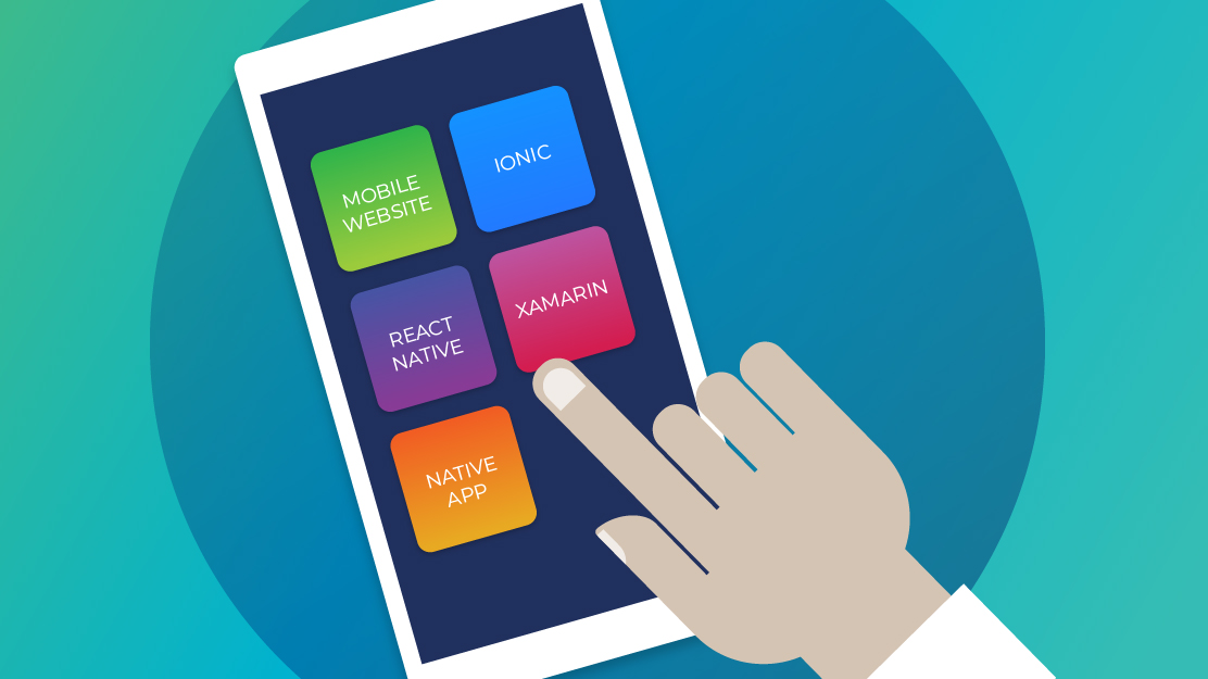 Speedwell picking the right mobile app framework for your business mobile app frameworks ccuart Gallery