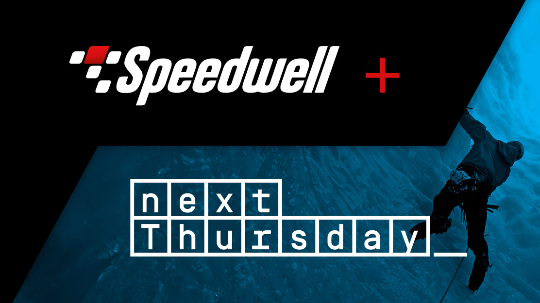Speedwell and Next Thursday partnership