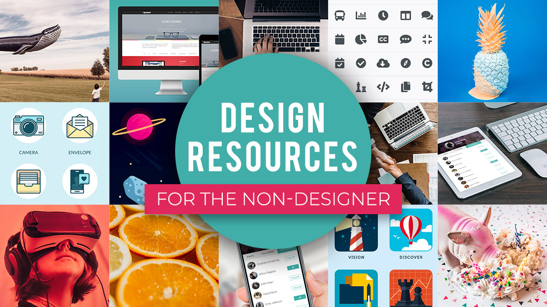 Design Resources for the Non-Designer