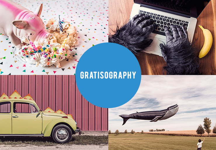 Stock images Gratisography