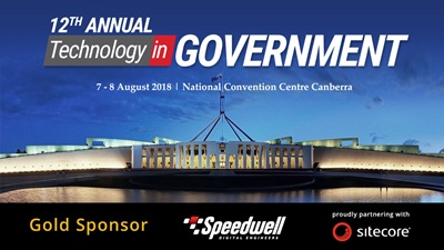 Technology in Government Speedwell Gold Sponsor
