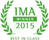 IMA Winner 2015 Best in Class