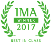 IMA Winner 2017 Best In Class