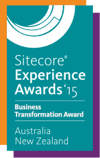 Sitecore Experience Awards 2015, Australia and New Zealand