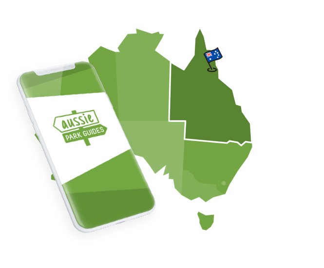 Aussie Park Guides app and website developed by Speedwell