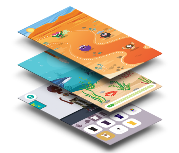 Deadly Health Warriors Game App developed for Queensland Health by Speedwell Brisbane