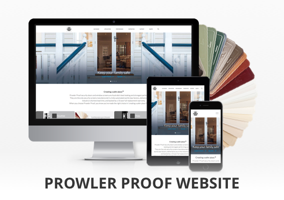 Prowler Proof website