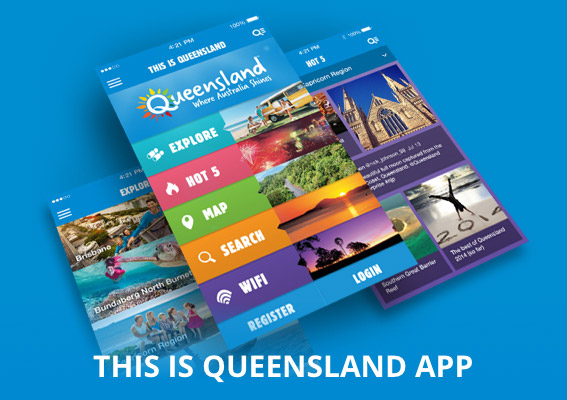 This is Queensland App