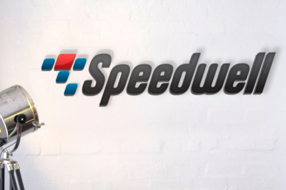 Speedwell office sign