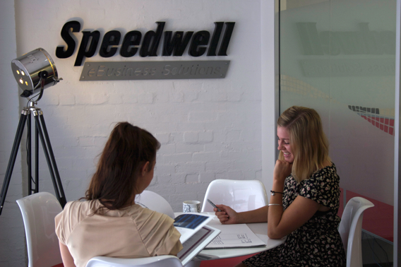 Speedwell foyer